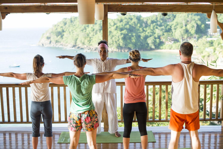 Yoga Tobago